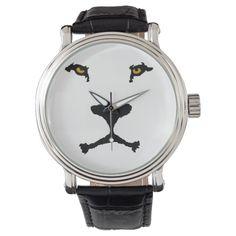 Animal Face Armbanduhr