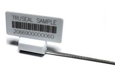 STS045 Cable Seal Barcoded