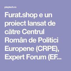 Furat.shop e un proiect lansat de cătreCentrul Român de Politici Europene (CRPE), Expert Forum (EFOR) și Freedom House România. În acest spațiu online, aceste organizații vor să îți arate mai clar ce și cât ți s-a luat. E vorba de multe lucruri aici, unele materiale, altele ceva mai spirituale. Ai avut de tras de pe urma căldurii, a gazelor, a curentului electric, dar totodată ai pierdut și prosperitate, perspectiva unor locuri de muncă mai bune și nu numai.