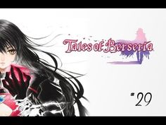 TALES OF BERSERIA #29 Die Siegel • Let´s Play [Facecam • 2560x1080 • 344...