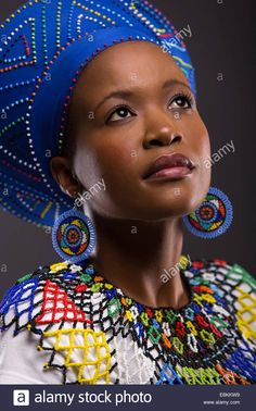 """Young Black entrepreneurs create a """"black Etsy"""" to connect consumers to African fashion designers African Girl, African Beauty, African Women, African Traditional Wedding, Traditional Dresses, Zulu Women, Black Entrepreneurs, African Head Wraps, African Fashion Designers"""