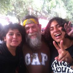 Jorge Eduardo Sanchez Garcia de Alba... El Hippie.