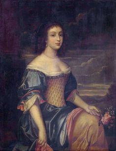 Marie Aimée de Rohan-Montbazon, duchesse de Chevreuse (* Dezember 1600; † 12. August 1679 in Gagny, Frankreich) war berühmt für ihre Liebesaffären und ihre Intrigen.