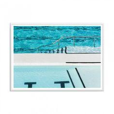 Icebergs II Print - Art Work - HOMEWARES