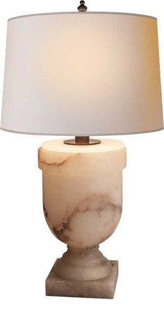 InStyle-Decor.com White Table Lamps, Modern White Table Lamps,  Whats Trending in Hollywood