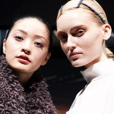 M・A・Cロメロ・ジェニングスに聞く、14-15AWトレンドメイク【INTERVIEW】 | PHOTO(1/16) | FASHION HEADLINE Fashion, Moda, Fashion Styles, Fashion Illustrations