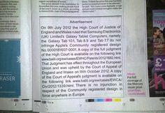 Judecatorul care a dat una dintre cele mai ciudate decizii impotriva Apple a fost angajat de catre Samsung