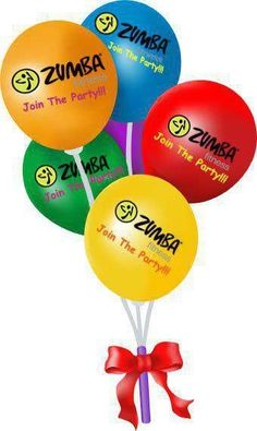 Join the Zumba Parties today!  10.00 - Ilona  19.00 - Jeanette  20.00 - Olga