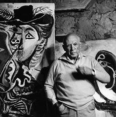 © Kurt Wyss, Pablo Picasso, 1967, Courtesy Johanna Breede PHOTOKUNST