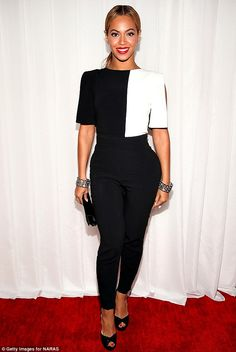 Unique style: Beyoncé inputted a lot of her own personal style in the new collection, due to hit stores from May