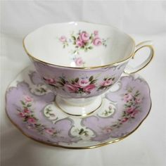 Royal Albert Rose Du Barry Series JEANETTE Tea Cup and Saucer Set Another beautiful collectible tea cup and saucer set. Royal Albert Rose Du Barry Series JEANETTE Tea Cup and Saucer Set Another beautiful collectible tea cup and saucer set.