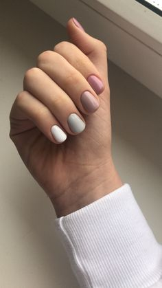 Chic Nails, Classy Nails, Stylish Nails, Simple Nails, Trendy Nails, Nagellack Design, Nagellack Trends, Nagel Hacks, Fall Acrylic Nails