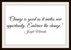 Change Is Good - Digital Mind-Set Calligraphy Quote - FREE Instant Delivery! by MasterMindWisdom on Etsy