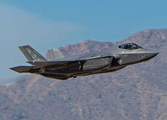 https://flic.kr/p/Q4aQpv | Lockheed F-35A Lightning II | Luke AFB, Arizona