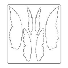 Sizzix.com - Sizzix Bigz Die - Layered Angel Wings
