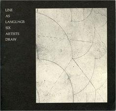 "rosalind kraus, ""line as language: six artists draw"" (1974)"