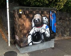 I Have Been Given Permission To Paint Utility Boxes In My City   Bored Panda