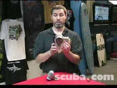 Bonica Snapper HDDV 5.0 Megapixel Digital Video Camera with Underwater Housing Video by Scuba.com Underwater Video Camera, Breathing Underwater, Scuba Bcd, Scuba Watch, Diving Regulator, Scuba Diving Equipment, Scuba Gear, Diving Course, Octopus
