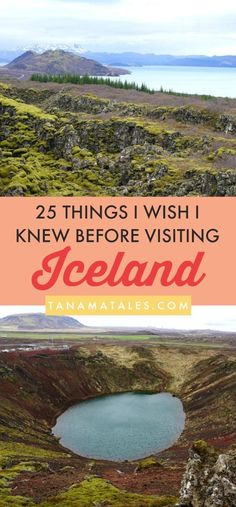Iceland – Things to Do and Travel Tips – Even though the number of visitors to Iceland is increasing and information about the country is posted every second, I was stunned by all the situations and circumstances I had to face during my visit. And, on my trip, I visited popular places such as Reykyavik, the Golden Circle and the South Coast (not out off -the-beaten-path at all). Here are 25 things I wish I knew before visiting Iceland. Read before you go!