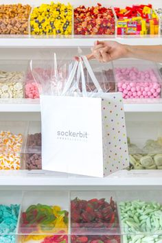 Sockerbit Candy Store