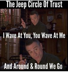 Listen to Robert! #JeepDreamsUSA.com