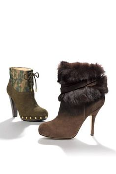 All Coach Shoes | Fall 2011 Boots + Booties Shoes Accessories Index