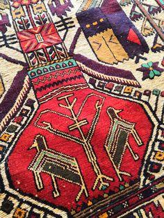 Bardzsaszta kelim szőnyeg - Kabiri Szőnyegház Techno, Bohemian Rug, Rugs, Home Decor, Farmhouse Rugs, Decoration Home, Room Decor, Techno Music, Home Interior Design