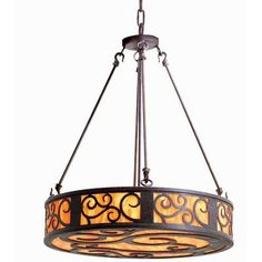 2nd Ave Design Dean 3-Light Drum Pendant Finish: Pompeii Gold Premium, Acrylic: Faux Alabaster