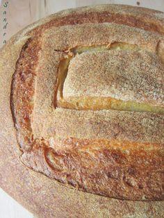 Pane con farina di mais   dolce forno