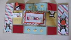 stampin king: Advanced Card Class part 2