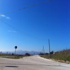 A road to nowhere  Sometimes it happens, here in #italy ...