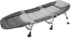 Or this badass cot that's probably even better than your own bed: