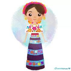 Folklor mexicano - Guerrero