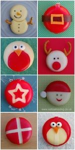 Fun and easy healthy Christmas food ideas - 8 festive Babybel cheese ideas for the kids from Eats Amazing UK christmas food Fun Christmas Food: Festive Babybel Cheese Christmas Snacks, Xmas Food, Holiday Treats, Christmas Holidays, Christmas Cheese, Christmas Cooking, Christmas Paper, Christmas Ideas, Healthy Christmas Recipes