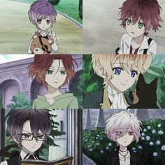 "Who is the cutest? MY HUSBAND OBVIOUSLY. <span class=""emoji emoji1f495""></span> #Anime #Manga #DiabolikLovers #Diabolik #Lovers ..."