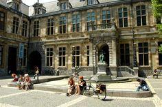 Hendrik Conscience Plein, Antwerp, Belgium