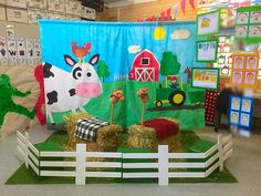 "2 Farm Animals Birthday Party First Farm ""photo booth"" √ Farm Animals Birthday Party First . 2 Farm Animals Birthday Party First . Animal Themed Birthday Party, Farm Themed Party, Farm Animal Party, Farm Animal Crafts, Farm Animal Birthday, Farm Birthday, Farm Party, Party Animals, Farm Animals Preschool"