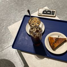 Cozy Cafe, French Cafe, Blue Aesthetic, Morning Coffee, Chocolate Fondue, Coffee Shop, Goodies, Food And Drink, Healthy Recipes