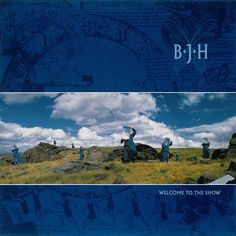 BARCLAY JAMES HARVEST - WELCOME TO THE SHOW  (1990)
