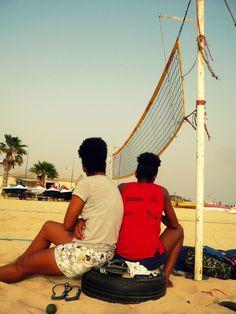 Beachvolley Time