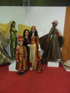 Osmanlı kıyafetleri tasarımı