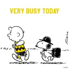 Busy Monday!