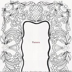 Декорирование и точечная роспись - имитация кружева (8) (696x700, 448Kb)