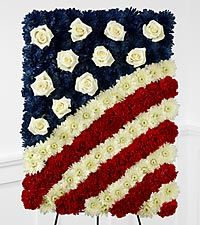 Flower Arrangements for Veterans Day | Veteran Funeral - Flowers, Roses, Plants and Gift Baskets - FTD.com