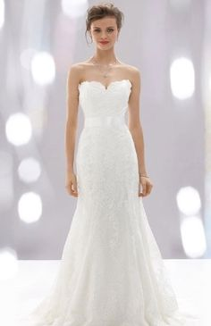 Empire bridal gowns.
