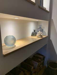 Little Houses, Entryway Tables, Shelves, Furniture, Home Decor, Tiny Houses, Shelving, Decoration Home, Small Homes