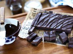 Chokladkolafudge | Recept från Köket.se