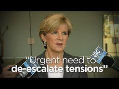 Aus. Foreign Minister Julie Bishop on MH17