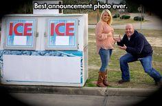 Let Vanilla Ice tell the world...