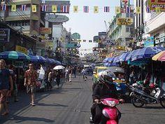 Bangkok/Khao San Road – Travel guide at Wikivoyage
